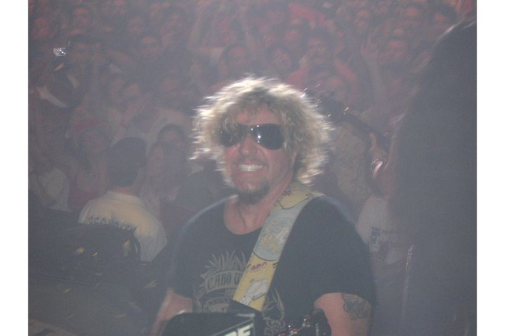 Sammy Hagar and the Wabo's