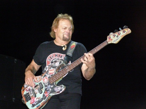 Michael Anthony is still one of my all time favorites.