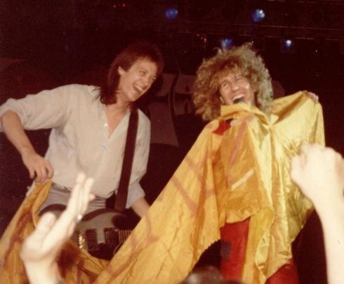 Sammy November 1979 in Kansas City