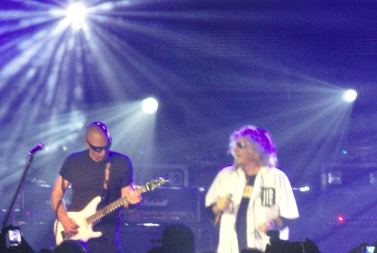 Chickenfoot in Detroit2
