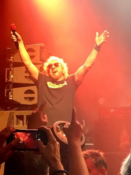 The Red Rocker in Austin!