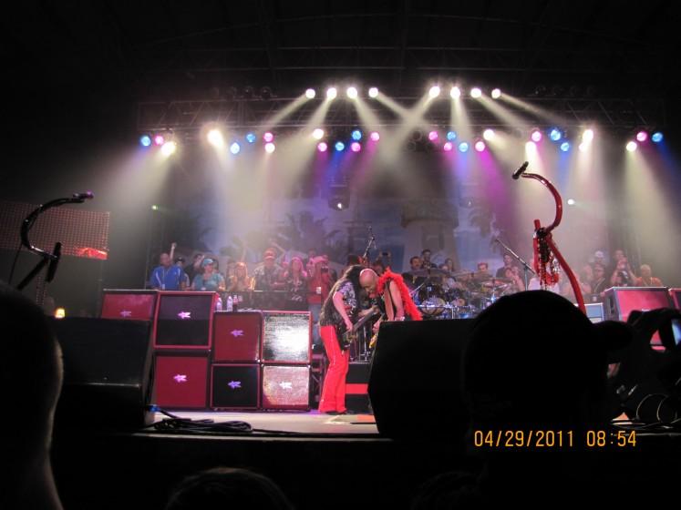 Rockin at Coushatta