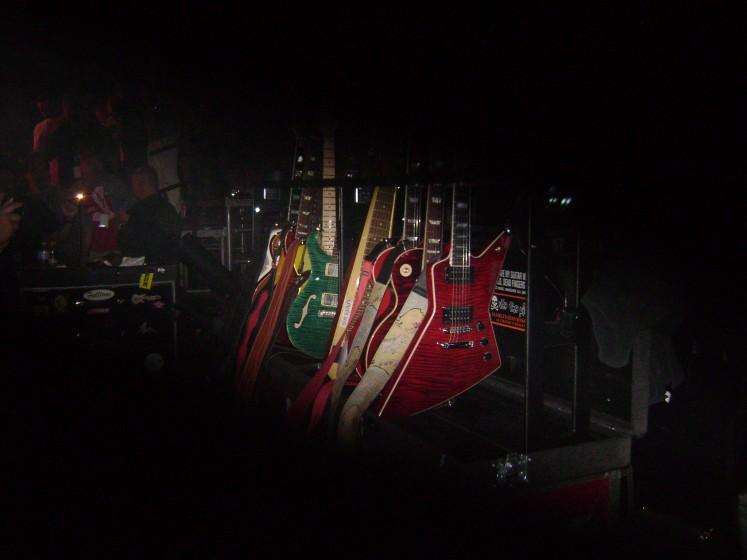 Red Rocker Guitars