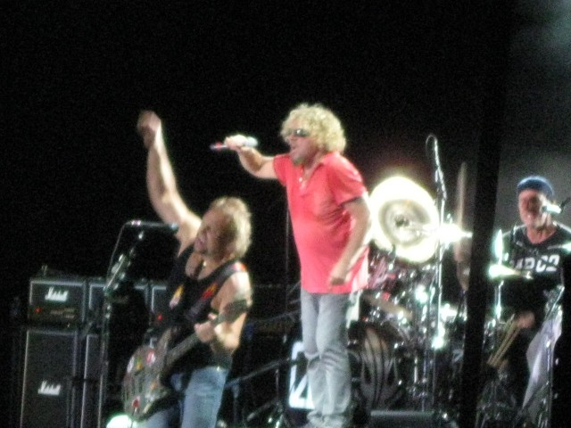 REDROCKER AT HARRAHS RINCON 2009