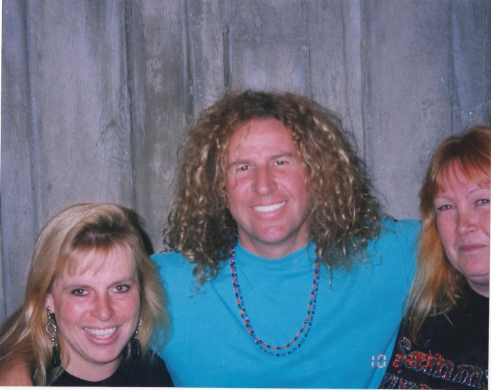 First of many Sammy Hagar concerts