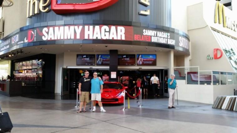 The D 2014 Vegas