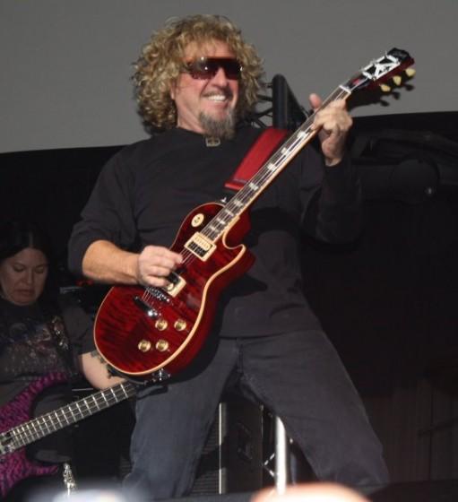 Sammy at Harrah's February 2010