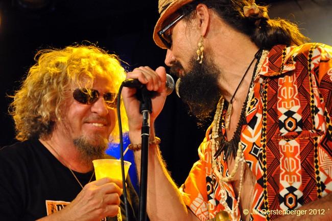 Sammy's Beach Bar Rum Bash w/APE @ Sweetwater~Photos by Jill Gerstenberger