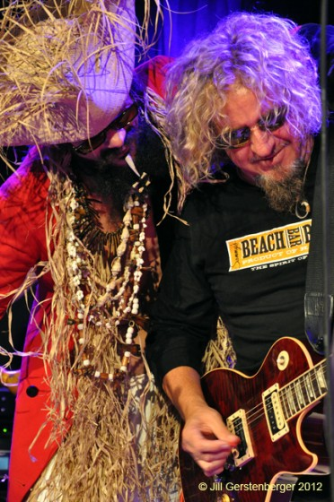 Sammy's Beach Bar Rum Bash w/APE @ Sweetwater~Photos by Jill Gerstenberger