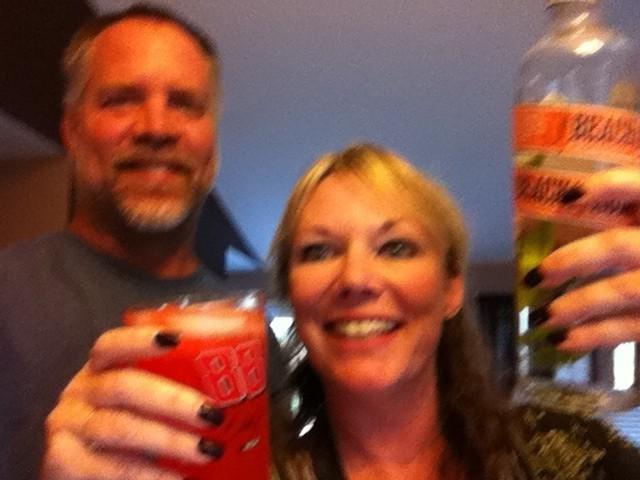 Sammy's Beach Bar Rum!