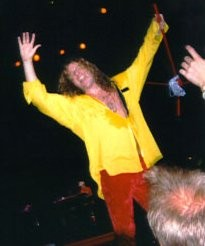 Sammy.  Universal Amphitheater in L.A, 1997