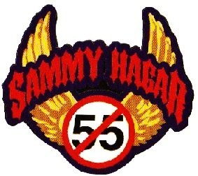Sammy Sticker From Marysville Amphitheatre in 2003