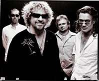 Sammy Hagar with Van Halen again...just wanted to share photo that was on the web.
