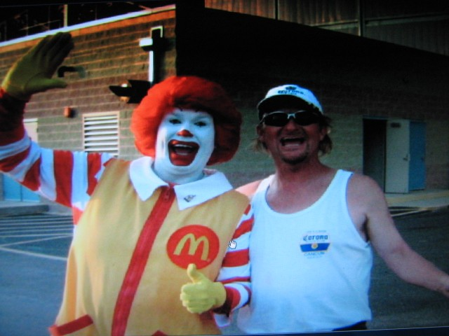 "CHICABOBOB AND, RONALD MCDONALD ""ANOTHER REDROCKER!!!!"""