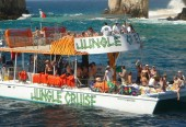 Redhead Jungle Snorkel Booze Cruise!!!!  1-Way!!!