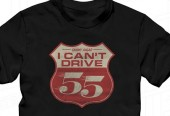 I can't drive - 55th Birthday Party