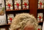 Roseville book signing