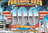 Fontana Days Parade 100 Year Celebration