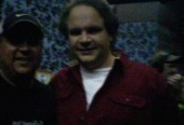 Me and Eddie Trunk from that metal show 10-1-10