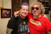 Cabo Wabo with Tre Cool!
