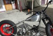 Red Rocker Bike Build