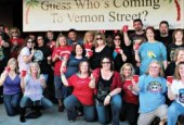 Hey Sammy!  The NorCal Redheads are ready!!