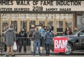 BAMMIES Walk Of Fame Induction