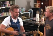 Met up with John Mellencamp for Rock & Roll Road Trip