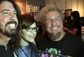 Foo Fighters/Dave Grohl Allstar Charity Gig