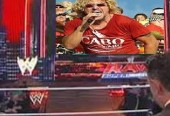 I wanna see Sammy Hagar guest host WWE Monday Night RAW.