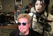 Halloween with Adam Levine