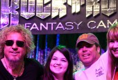 Rock and Roll Fantasy Camp Winner