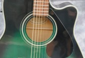 Sammy Hagar autographed Yamaha guitar eBay Auction starts TODAY November 28, 2012 to benefit Guitars not Guns music charity!!!