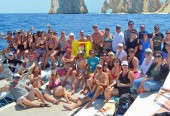 Redhead Snorkel/Booze Cruise April 23, 2015 in Cabo!!