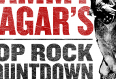 Sammy Hagar's Top Rock Countdown Radio Show is on it's way - teaser included!