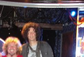 Sammy and Howard Stern