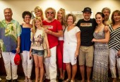 Hagar family portrait at Fontana Days 100th Anniversary