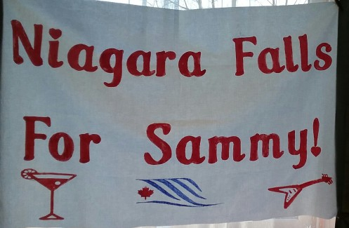 Niagara Falls Banner!