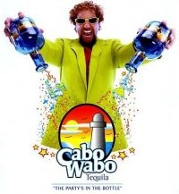 """Bring Back the Blue Cabo Wabo Bottle"" wants to thank you!!"