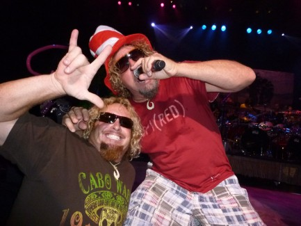 OU812 Sammy Hagar-Van Halen Tribute Band