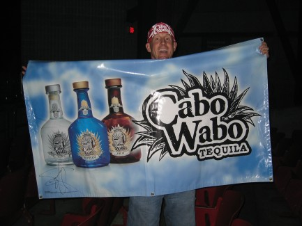 Cabo Wabo banner