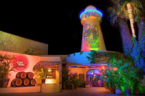 Cabo Wabo Cantina is a nominee for the 100 Must See Places in Mexico! Vote now!