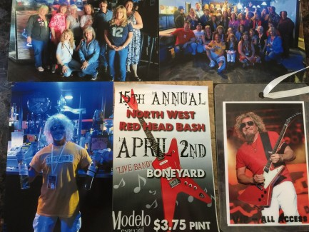 15th Annual Northwest Redhead Bash