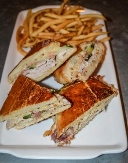The new Cubano Sandwich at El Paseo