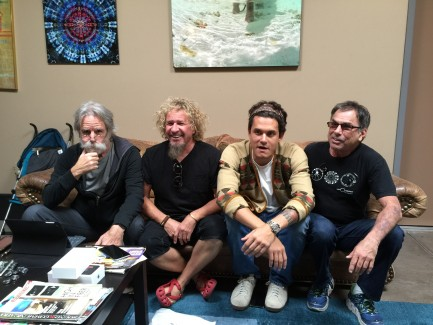 The Dead and John Mayer