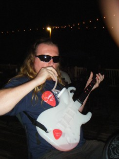 Danny[Me] @ Sammy's Beach Bar in Atlantic City, NJ