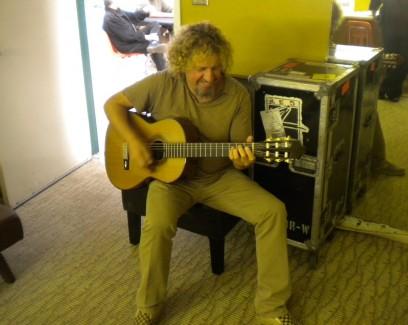 Sammy's Nylon String Guitar