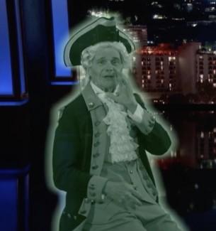 George Washington Loves Cabo Wabo Cantina?