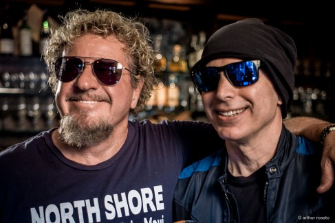 Chickenfoot FB Live, Rock & Roll Road Trip, Top Rock Countdown and Circle shows!