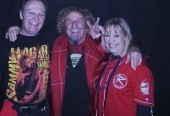 Sammy Hagar TY for Rockin me since 1973 ~ ~ 37 years